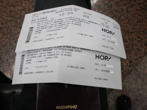 Imprimer carte embarquement