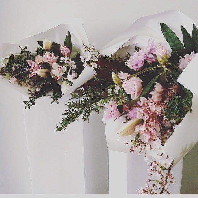 Spring Bouquets | Fragrance | Pretty | Pink | Dunedin, NZ | www.estelleflowers.co.nz