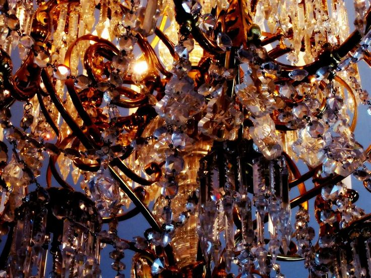 I want to swing from the Chandelier!