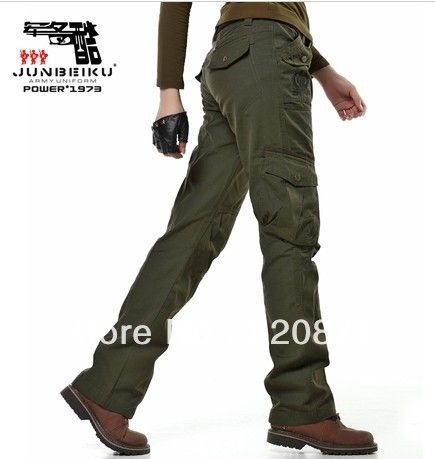 Los pantalones y capris on AliExpress.com from $63.69