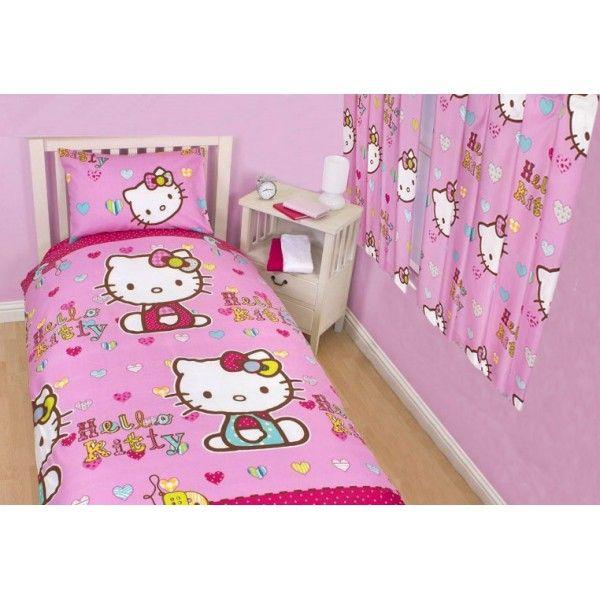 90 best images about les jolies parures de lit de miss on pinterest pip stu - Parure de lit hello kitty 1 personne ...