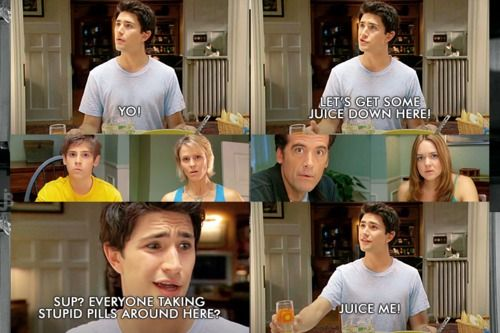 bahahaha oh Kyle XY how i miss you :(