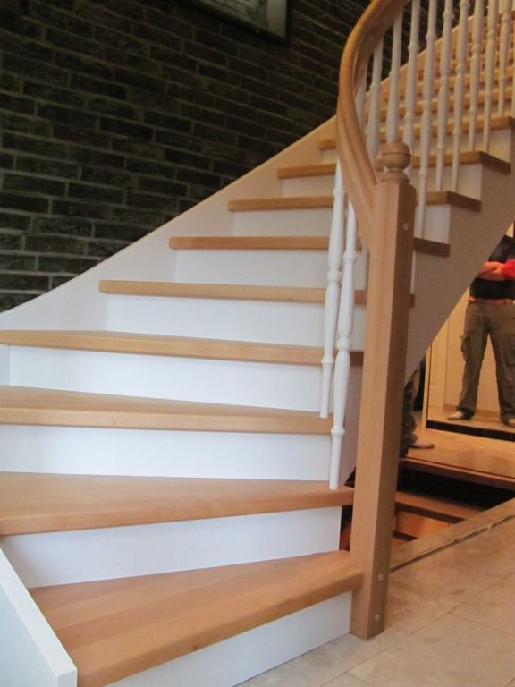 12 best Treppe images on Pinterest Stairs, Hallways and Stairways - holz treppe design atmos studio