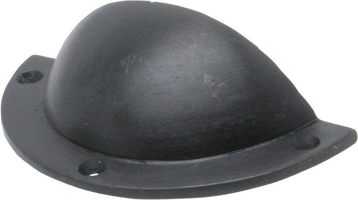 Arnwick, 90mm c.c, Black | Heritage Hardware