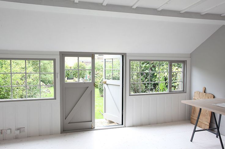 Summerhouse Open Door