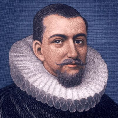 Born in the 1500s, Henry Hudson was an English sea explorer. He navigated the region around modern New York City four times, searching for a passage to Asia. After surviving an arctic winter in 1610, members of Hudson's crew mutinied and cast him and a few crew members away on a small boat, never to be seen again. A river, strait and bay were eventually named in his honor.