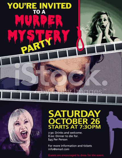 12 best Superhero Murder Mystery images on Pinterest Birthday - invitation wording for mystery party