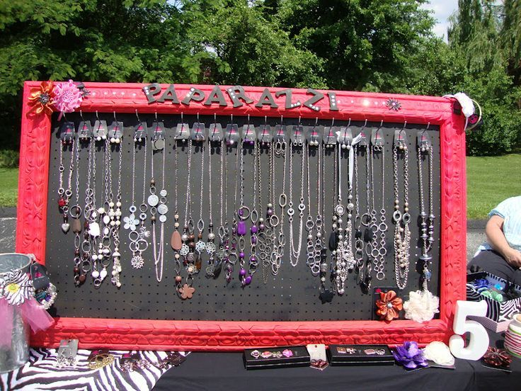 17 best ideas about Paparazzi Jewelry Displays on Pinterest ...