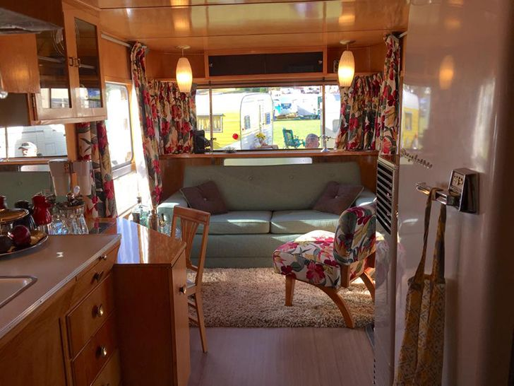 25 Best Ideas About Trailer Interior On Pinterest