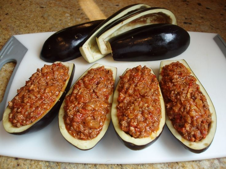 Stuffed Eggplant - Recipes and Ramblings in Italy