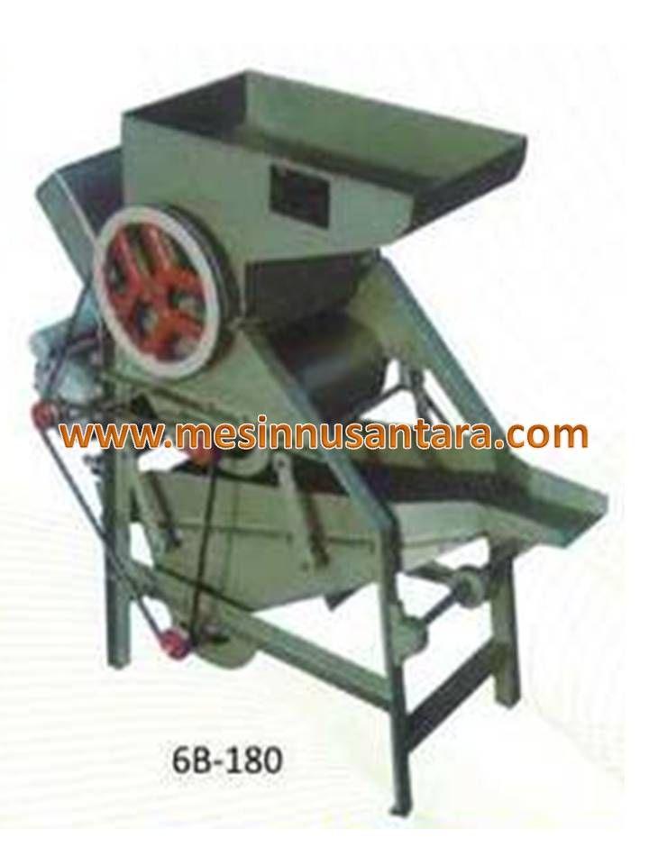 Mesin Pengupas Kulit Kacang adalah mesin yang digunakan untuk mengupas kulit kacang kering, shingga menghasilkan butiran kacang yang utuh dan tak hancur. Spesifikasi : Pengupas Kacang 6B – 180 Dimensi               : 122 x 61 x 120 cm Kapasitas            : 300 Kg/ jam Power                  : 1,5 KW Rasio keutuhan : 95% Berat                    : 100 Kg