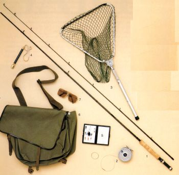 Flugangeln – die Ausrüstung.  Das Fliegenfischen bzw. Flugangeln wird immer populärer; selbst eingefleischte Grundangler greifen heute gern zur Flugangelausrüstung. Was man für diese sehr spannende Angelei braucht, erfahren Sie hier.  http://www.angelstunde.de/flugangeln-die-ausruestung/