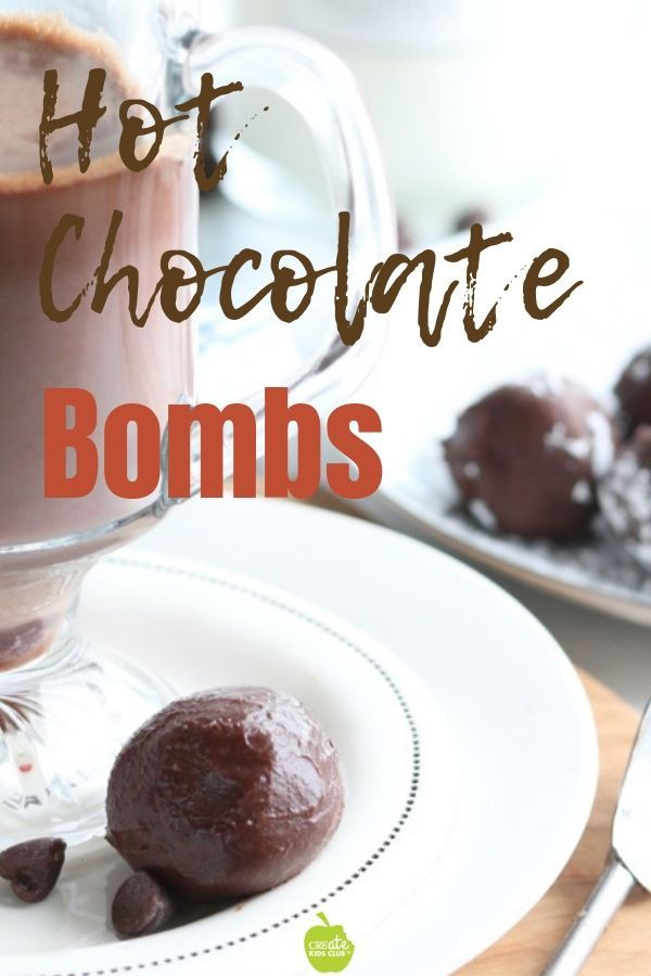 Hot Chocolate Bombs Are Perfect For Kids Adults The Best