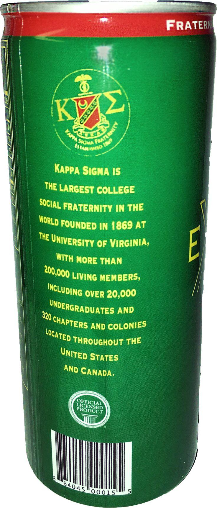 Fraternity Edition: Kappa Sigma