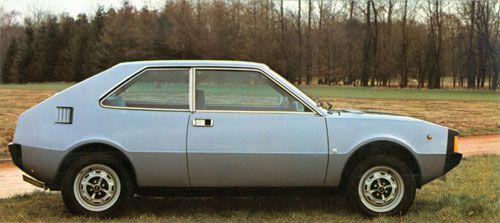 Seat  SPORT  1430   1977 .