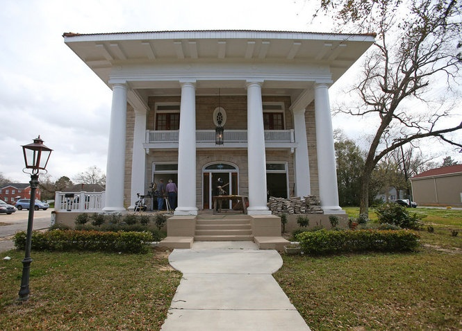 Larry Miller Ford >> Old Mobile landmark The Pillars gets a facelift. | My Home's In Alabama | Pinterest | Mobile alabama