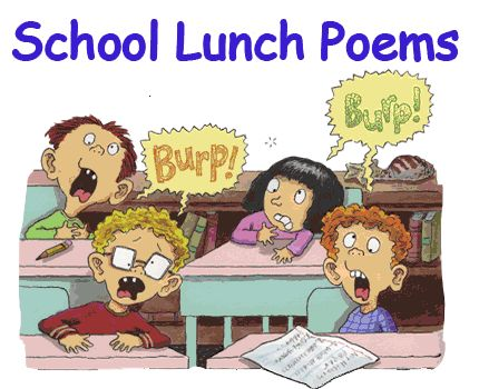 all kinds of funny kids poems