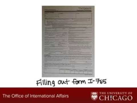OPT (Optional Practical Training) | The Office of International Affairs | The University of Chicago