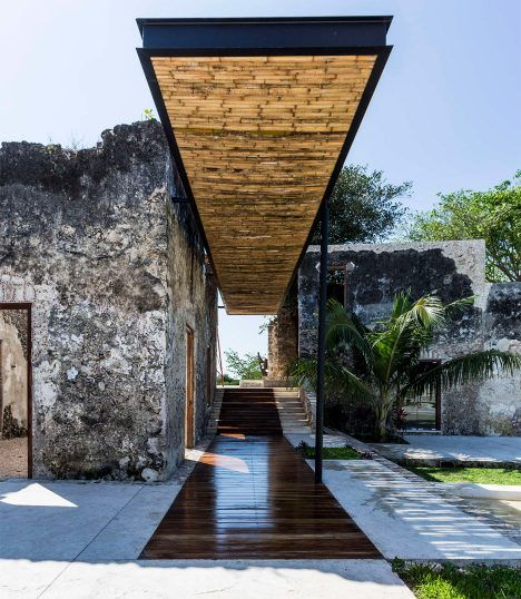 another project lauded at this year's Architizer A+ Awards is this Mexican…
