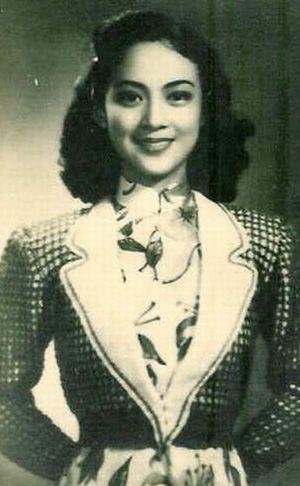 王丹凤:50年代最漂亮的女演员