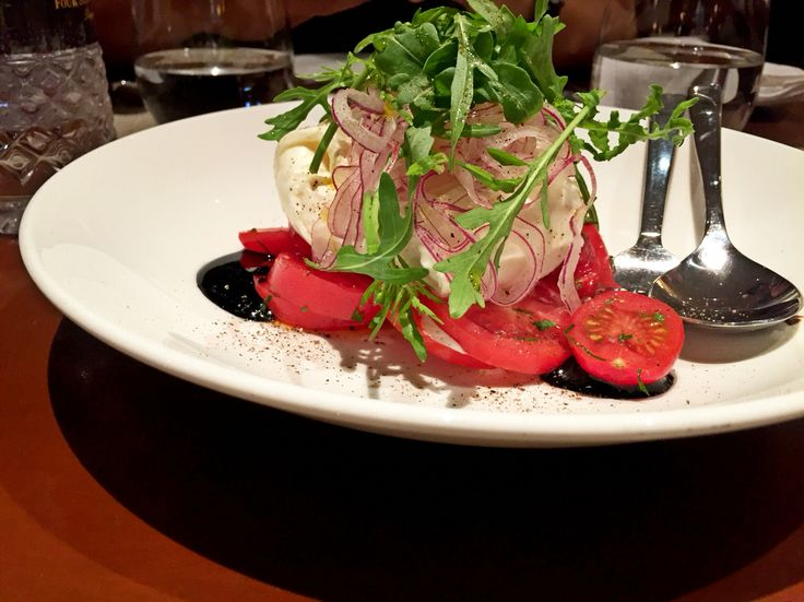 Burrata is the hardest thing to be ignored