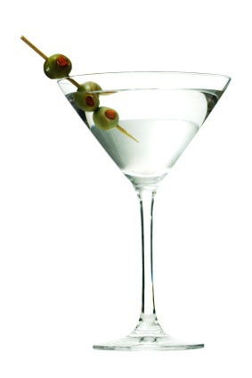Dirty Martini.....the love I have for you is unmeasurable