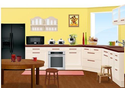 Design Through Virtual Kitchen Designer