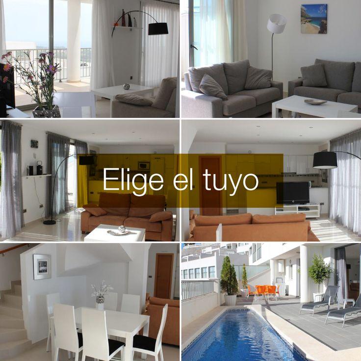 ¿Conoces los #bungalows de nuestro #resort? Puedes elegir el que más se adapte a ti, de 1 hasta 4 dormitorios, todos ellos con un diseño moderno y agradable.  #ColinaHomeResort #ColinaCalpe #Calpe #Resort #Turismo #PlayaCalpe #CostaBlanca #CiudadCalpe #ColinaResort #ResortCalpe #Resort #Bungalows