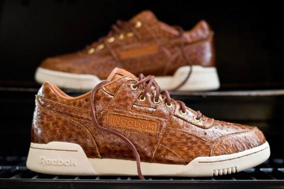 low priced de252 227e9 Solebox x Reebok Workout 25th Anniversary  Tilapia  - SneakerNews.com    Shoes   Reebok, Reebok workout plus, Sneakers
