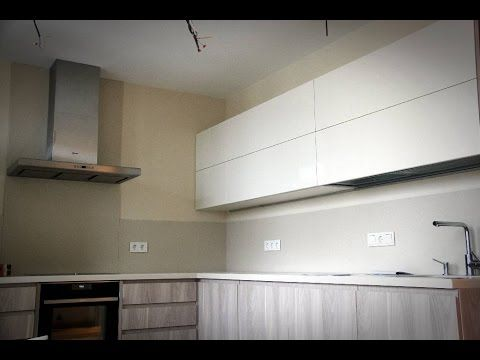 Кухня+гостиная. Ремонт квартиры в новостройке.