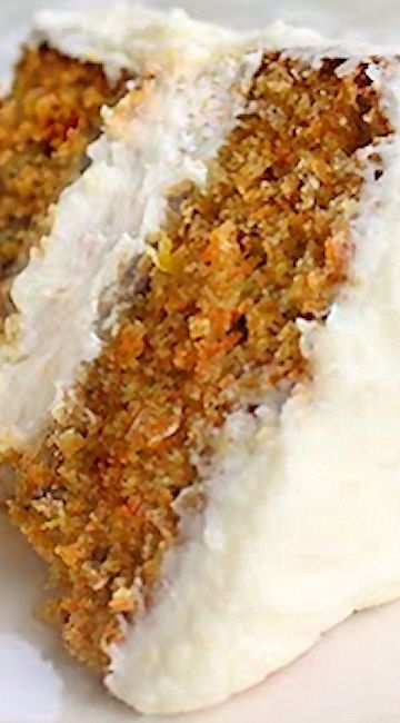 It really is the best carrot cake ever! I used to bake this cake long ago... So glad to find the recipe again. Carrot Cake for Easter