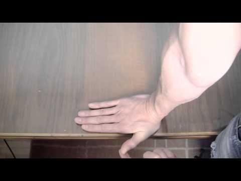 Ecco come provare un sollievo al tunnel carpale in 1 minuto e 9 secondi - YouTube