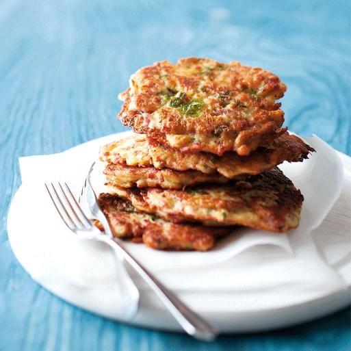 Czech potato pancakes #czechcuisine #Czechia #food