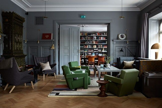 Ett Hem - Stockholmban is otthon