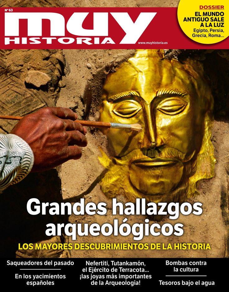 Muy #Historia 63. Grandes hallazgos #arqueológicos.
