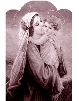 Alma Redemptoris. Loving mother of the Redeemer, Gate of heaven, star of the sea, Assist your people who have fallen yet strive to rise again. To the wonderment of nature you bore your Creator, Yet remained a virgin after as before. You who received Gabriel's joyful greeting, Have pity on us poor sinners.