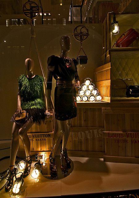 Louis Vuitton, new shipment, pinned by Ton van der Veer