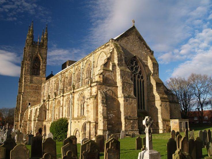 Priory Church, Bridlington Old Town