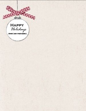 32 best images about Christmas Stationery on Pinterest