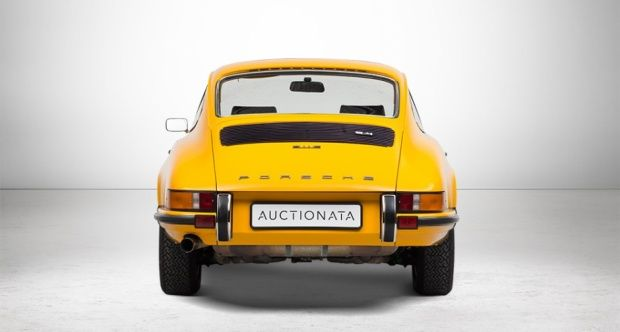 1973 Porsche 911  - 911 E 2.4 l, Sliding Roof, Sports Seats, Model 1973