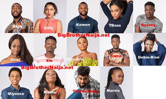 Most Dominant Big Brother Naija 2017 Housemates On Social Media -  Click link to view & comment:  http://www.naijavideonet.com/most-dominant-big-brother-naija-2017-housemates-on-social-media/