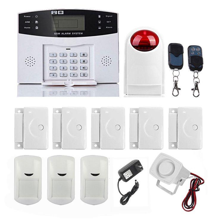 garrison motion detector with security alarm instruction manual muvimonkey. Black Bedroom Furniture Sets. Home Design Ideas