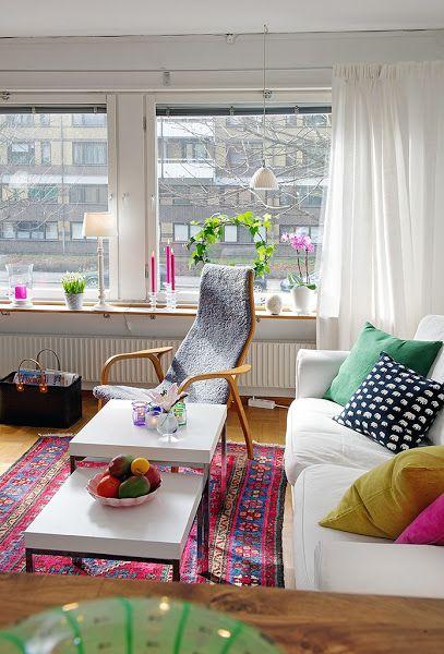 Un apartamento de 45m2 muy buen planificado es posible for Decoracion piso 45m2