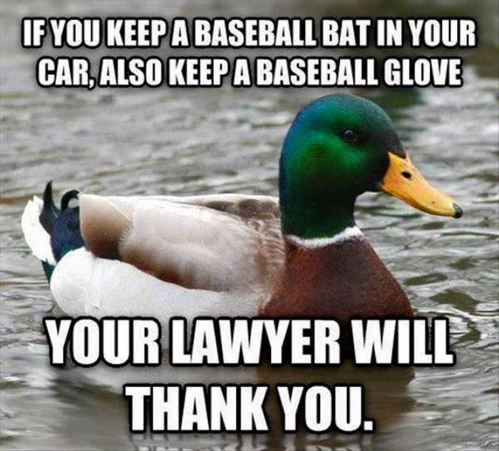 Ha! A funny lawyer joke for all you folks in the legal industry.