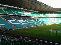 Celtic Park Parkhead Home Of FC Opened In 1892 Renovated 1994