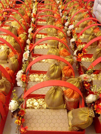 Gift Packaging Ideas For Indian Weddings : Thats A Wrap Info & Review Trousseau & Gift Packaging in Delhi ...