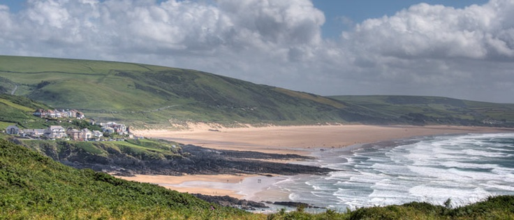 Woolacombe Bay, used to go here all the time when I was younger :)
