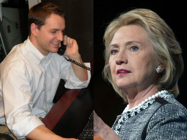 Five Things We Know About Robby Mook, Hillary Clinton's Openly Gay Campaign Manager