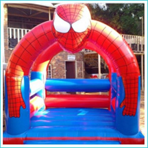 Spiderman Jumping Castle 3.75 x 3.75