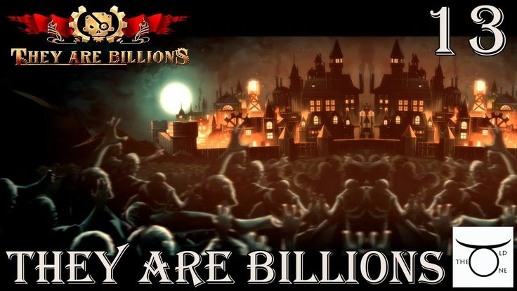 Let's play They are Billions - #13 - The Dark Moorland - Defences are tested  Welcome to the They are Billions let's play series.  In this episode we continue clearing the map from the infested zombies and upgrade the colony as two zombie hordes test our defences.  The Playlist link - https://www.youtube.com/playlist?list=PLjVrH4RBg7PFQjJOHboVwVa2c_zB0d1W-  Connect with me Twitter: https://twitter.com/TheOldOneGaming Facebook: https://www.facebook.com/The-Old-One-526034730889850/ Player.me…